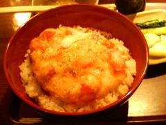 鮪トトロ納豆定食完成