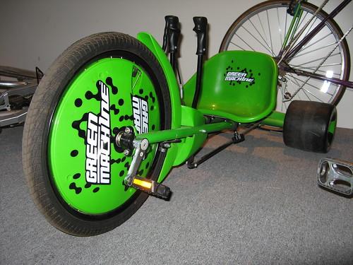 Green Machine / グリーンマシン