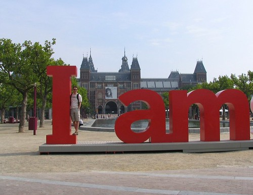 I am (sterdam)
