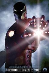 Teaser póster de 'Iron Man' (El Hombre de Hierro)