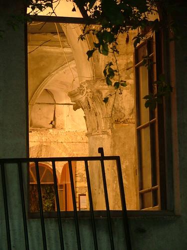 Çesme: ancient church