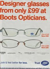 BootsGlasses