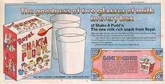 1969 Shake-A Pudd'n ad