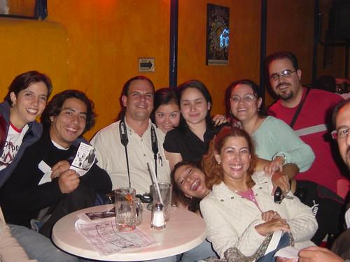 La reunión blogera de agosto de 2006