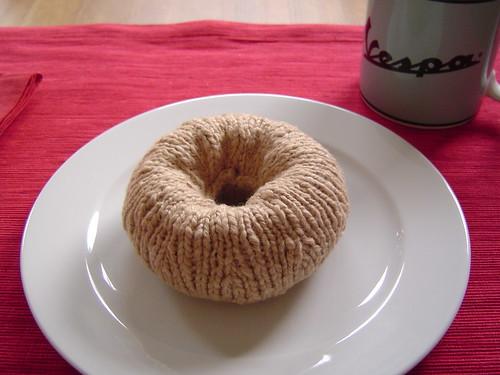 Coffee & a donut