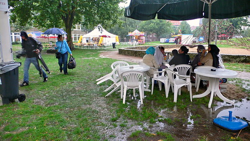 AK St. Georg - Sommerfest im Lohmühlenpark HH Sankt Georg