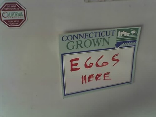 Eggs here