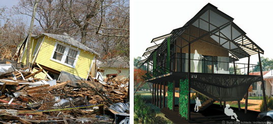 architecture for humanity, cameron sinclair, hurricane katrina, gulf coast rebuilding, design