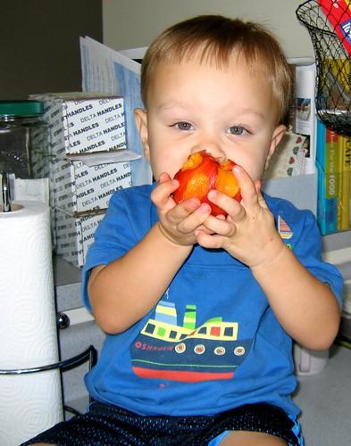 Stolen Peach #1