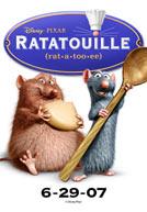 Teaser poster de 'Ratatouille'
