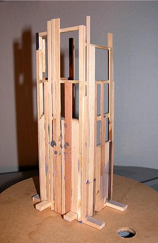Marttis torn - som modell (II)