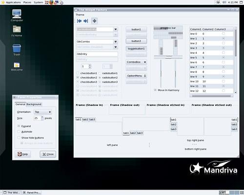 Mandriva Linux Ekran Görüntüleri - 1