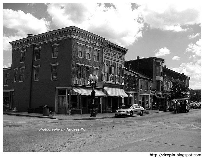 downtown hannibal, missouri