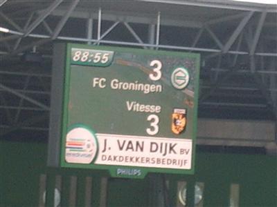 6863371547 04776f0c8c FC Groningen   Vitesse 4 3, 1 oktober 2006