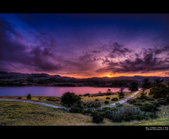 leapyday sunset at crystal springs photo by elmofoto