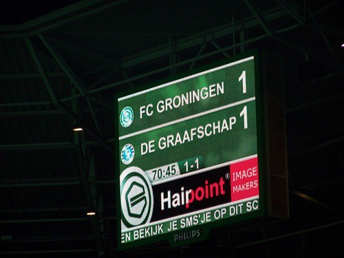 6974710446 7e5fc02a2e FC Groningen   De Graafschap 1 1, 27 april 2012