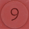 Rubber Stamp Number 9