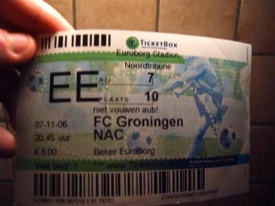 6863473631 2962173a4d FC Groningen   NAC Breda 1 3, 7 november 2006 (beker)