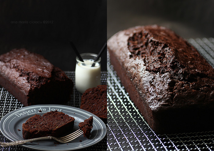 Chocolate zucchini bread 10