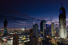 cityscape ( kuwait ) photo by khaleel haidar