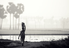 Back to our villages... photo by Rakesh JV