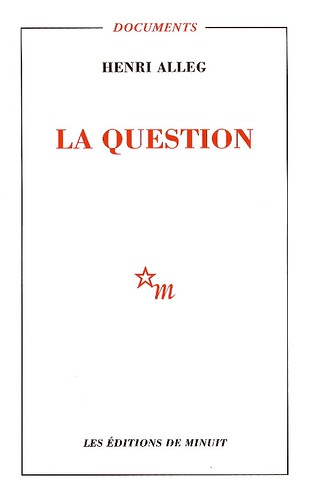 La Question - Henri ALLEG