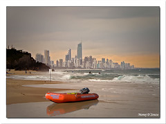 Mermaid Beach - Gold Coast - Australia photo by Manoj D'Souza