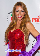 drita-davanzo-attends-pacha-halloween-party photo by ExoticCostumes