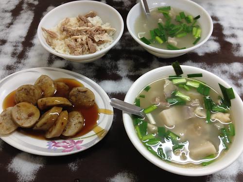 20120225 郭家雞肉飯粿仔湯@嘉義