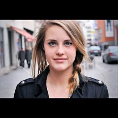 Miss Belgium photo by Frank van de Loo