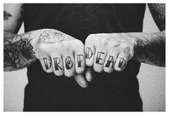 Drop Dead photo by Thomas Hole