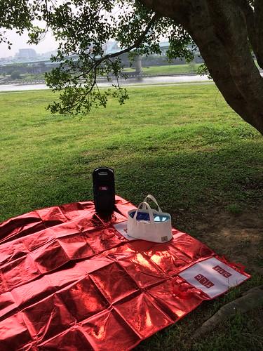 20140419 春末野餐會@台北內湖彩虹河濱公園