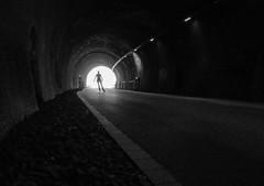 Sliding in the dark photo by Georgie Pauwels