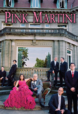 Pink Martini at Arvada Center August 12 2012