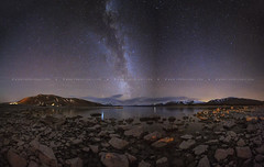 Starry Night at Lake Tekapo photo by Fakrul J