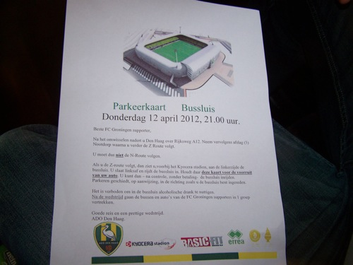 7074116507 dfed477e7a ADO Den Haag   FC Groningen 3 0, 12 april 2012