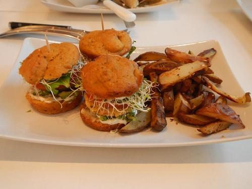 Chomp Vegan Eatery, Vancouver, BC