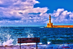 Chania, Crete photo by Theophilos