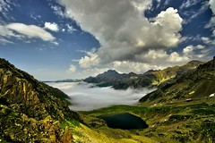 Kaçkar Mountains - RIZE...(at 3000 meters)... photo by Ozcan MALKOCER