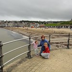 On the little pier at swanage<br/>03 Jun 2012