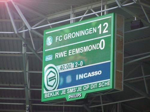 6974712348 7bbb42155d FC Groningen   De Graafschap 1 1, 27 april 2012
