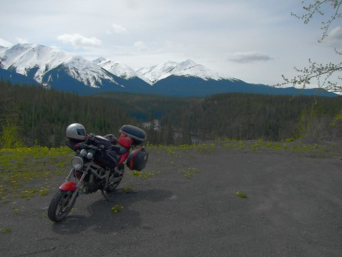 Everyday for 7 Weeks - Day 22 - Dease Lake to Stewart