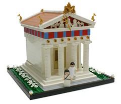 Greek Temple photo by Matija Grguric