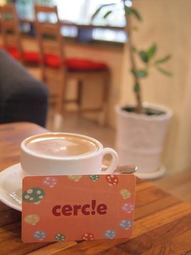 20120401 Cercle Cafe @台北