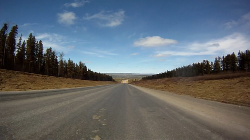 Everyday for 7 Weeks - Day10 - Dawson Creek to Fort Nelson