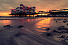 Grand Pier at Weston (Explore Front Page) photo by martinturner