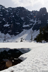 Mt. Pilchuck, Lake 22, and lots of snow (in May)