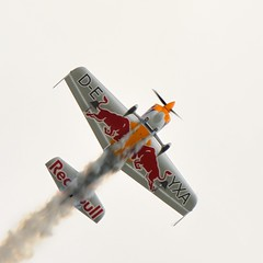 Red Bull Air Display at MotoGP Silverstone 2012 photo by MjRodge