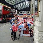 First stop the theatre for Barmy Britain<br/>19 May 2012