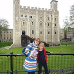 Outside the white tower<br/>19 May 2012